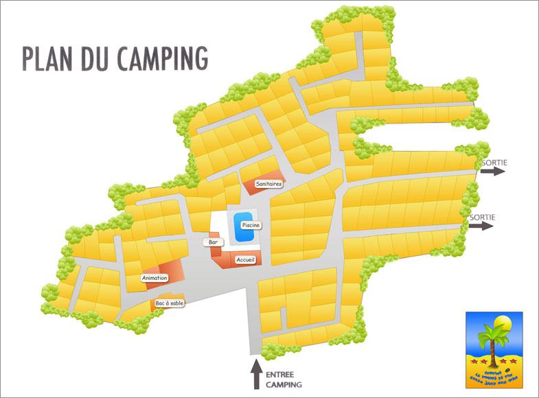 Location Emplacement Pas Cher Bord De Mer Vendée