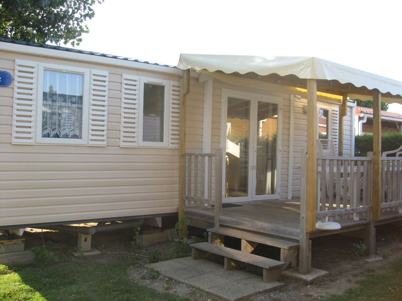 MOBIL-HOME – 3 chambres ~ 30 m²