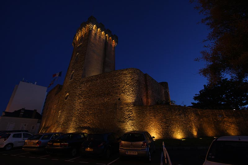 la tour d'arundel Les Sables d'olonne