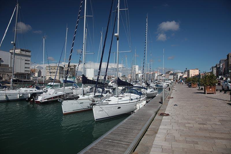 camping port des Sables d'Olonne