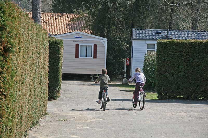 Camping 4 étoiles calme situé en Vendée