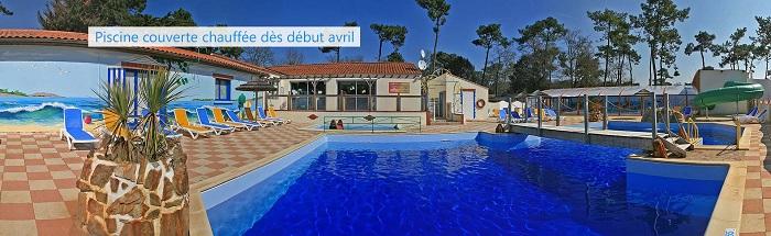 location de vacances en camping en bord de mer et avec piscine