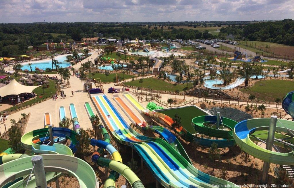 Les parcs de losiirs en Vendée