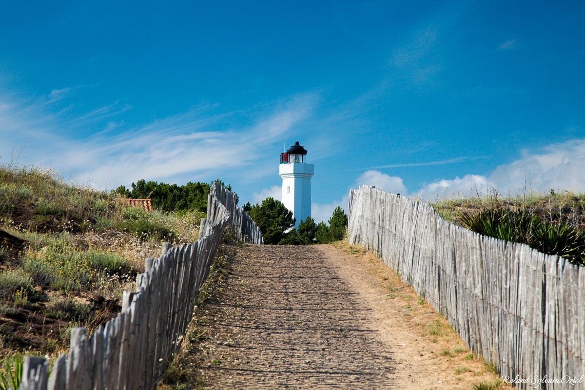 phare La tranche sur mer