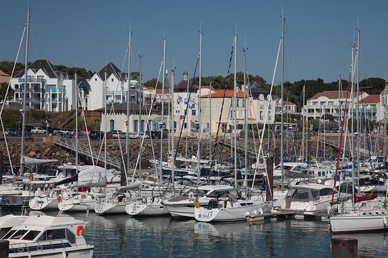 Talmont Saint Hilaire et son port