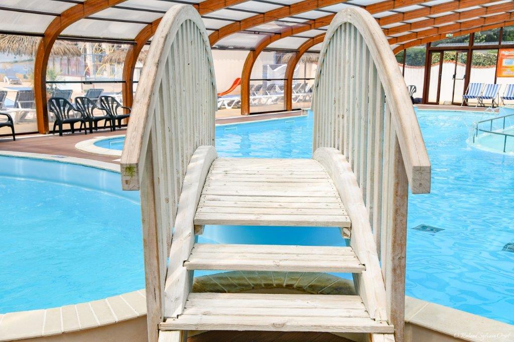 camping Jard sur Mer piscine