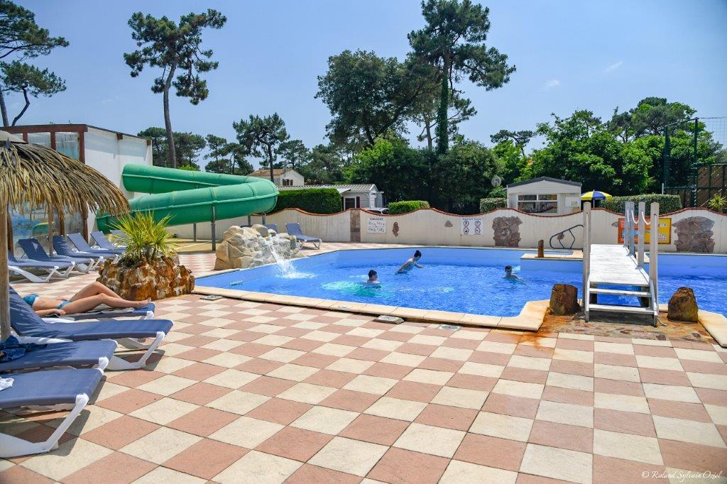 piscine camping Jard sur Mer