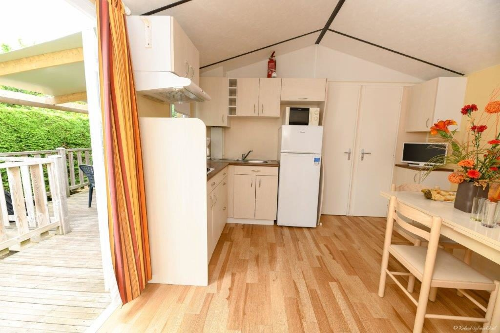 location mobil home camping Vendée