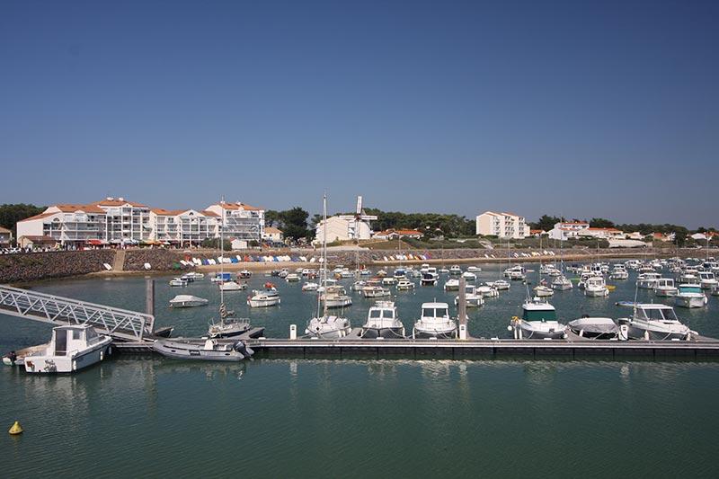 port jard sur mer
