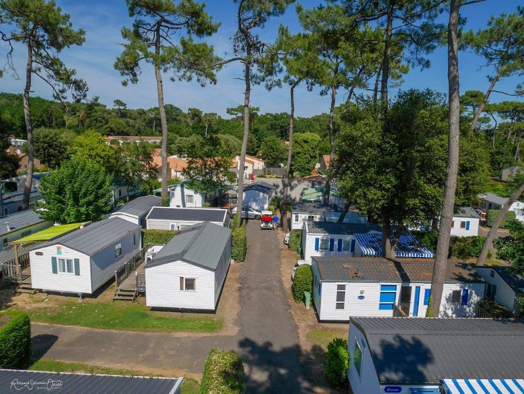 location de mobil home pas chers en Vendée