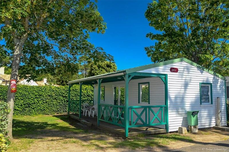 location de chalet en Vendée camping Pomme de Pin